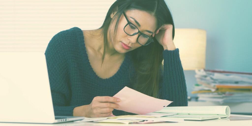 Bookkeeping Paperwork